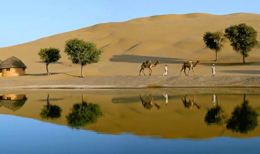 Holistic Experience of Traveling in Rajasthan